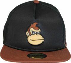 Difuzed Super Mario - Donkey Kong Eva Molded Screen Print Snapback Cap MERCHANDISE