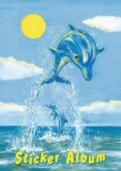 HERMA 15419 Stickeralbum de kleine dolfin A5