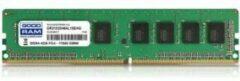 PC-werkgeheugen module Goodram GR2666D464L19S/4G GR2666D464L19S/4G 4 GB 1 x 4 GB DDR4-RAM 2666 MHz CL19