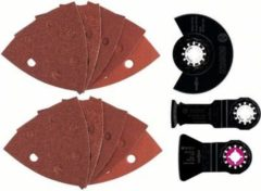 Bosch Universal-Set für Multi-Cutter 13-teilig 2608661694