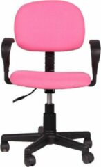 Interieurs online Bureaustoel Roze 'Milo Pink