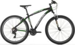 27,5 Zoll Cinzia Sleek Mountainbike Aluminium 21... schwarz-grün, 39 cm