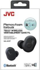 JVC HA-A10T-B - Draadloze oordopjes - Zwart