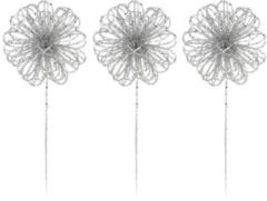 Fleurange Deko-Set Glitzer-Ball