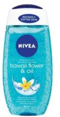 Nivea Hawaii Flower & Oil Douche Voordeelverpakking 6x250ml