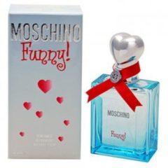 Moschino Funny 50 ml eau de toilette EDT profumo donna NUOVO ORIGINALE NOTESTER