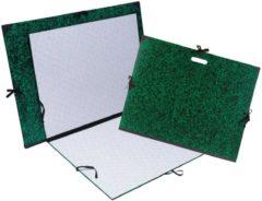 Exacompta Tekenmap Annonay met linten 52x72cm - Raisin
