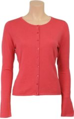 Roze King Louie - Cocoon Cardi Pink Coral