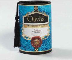 Olivos Ottoman Bath: Turquoise