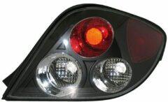 Universeel Set Achterlichten Hyundai Coupe/Tiburon 2002- - Zwart