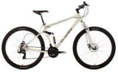Mountainbike MTB Twentyniner Fully 29' Insomnia KS Cycling weiß