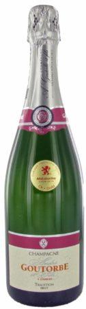 Afbeelding van Andre Goutorbe Brut Tradition, Champagne, Frankrijk, Mousserende Wijn