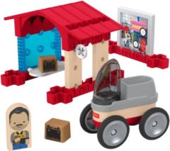 Fisher-Price Wonder Makers Garage - Houten Speelgoed