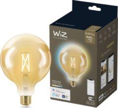 WiZ Globe Filament - Slimme LED-Verlichting - Warm- tot Koelwit Licht - E27 - 50 W - Goud - Wi-Fi