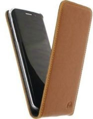 Mobilize MOB-21987 Smartphone Premium Magnet Flip Case Samsung Galaxy S6 Edge+ Bruin
