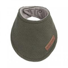Groene Baby's Only Classic slab bandana khaki
