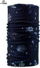 Witte Necky Protect Bandana | Sjaal | Nekwarmer | Mondmasker | Multifunctionele hoofdbescherming | Fiets | Sport | Wintersport | Watersport | Motorsport