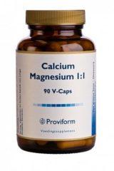 Proviform Calcium Magnesium 1:1 & D3 V- Capsules 90st