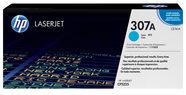 Hewlett Packard HP 307A - Cyan - Original - LaserJet - Tonerpatrone (CE741A)