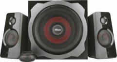 Trust GXT 38 Tytan 2.1 Ultimate Bass Speaker Set - Gaming PC speaker Zwart