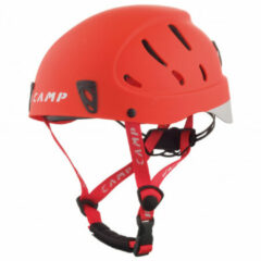 Camp - Armour - Klimhelm maat 54-62 cm rood/roze
