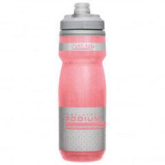 Camelbak - Podium Chill - Isoleerfles maat 620 ml, grijs/roze/rood