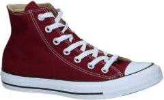Bordeauxrode Converse Chuck Taylor All Star Hi Sneakers Unisex - Maroon