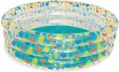 Bestway Zwembad Onderwaterwereld, 3-rings Afmeting artikel: Ø 170 x 53 cm
