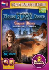 Denda Games House of 1000 Doors: Serpent Flame - Collector's Edition - Windows