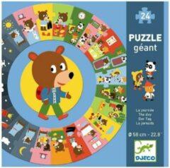 Djeco - Puzzel De Dag