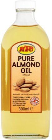 Afbeelding van KTC Almond oil amandelolie - 300ml