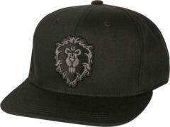 Jinx World of Warcaft - Alliance Blackout Snap Back Hat