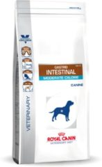 Royal Canin Veterinary Diet Gastro Intestinal Moderate Calorie - Hondenvoer - 7.5 kg