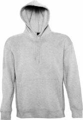 SOLS Slam Unisex Hooded Sweatshirt / Hoodie (Grijze Mergel)