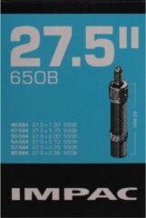 Zwarte Impac Binnenband 27.5 X 1.50/2.35 (40/60-584) Hv 40mm