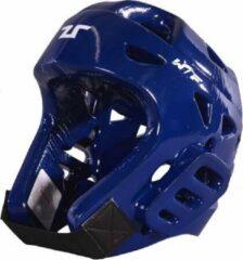 Tusah Taekwondo hoofdbeschermer Blauw XL