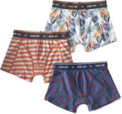 Oranje Little Label - boxershorts 3-pack - orange