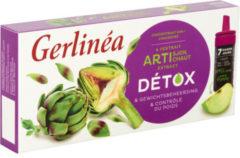 Gerlinea Detox Shot Artisjok Met Appelsmaak (7x10ml)