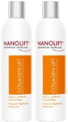 Nanolift COLLAGEN LIFT Körperpflege Duo 2 x 300ml