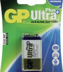 GP batterijen Batterij Ultra+ Alkaline 9V Ultra Plus