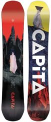 Rode CAPiTA Defenders Of Awesome 156 2021 Snowboard zwart