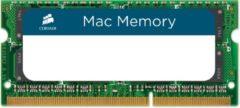 Groene Corsair CMSA4GX3M1A1066C7 4GB DDR3 SODIMM 1066MHz (1 x 4 GB)