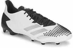 Witte Voetbalschoenen adidas PREDATOR 20.2 FG