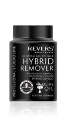 Transparante REVERS® Universal Nail Polish & Hybrid Remover 75ml.