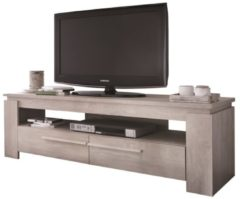 Young Furniture Tv-meubel Clio 140 cm breed in Champagne Eiken