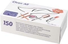 Zwarte Sibel Clean all Mini Facial Tissues 150st.