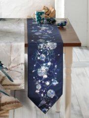 Tischwäsche 'Nevis' Apelt blau