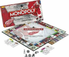 Usaopoly Monopoly Detroit Red Wings