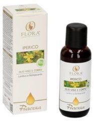 FLORA Srl Flora Iperico Bio Olio Vegetale 50ml