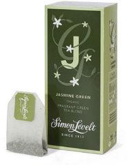 Simon Levelt Jasmine groen Bio Theezakjes
